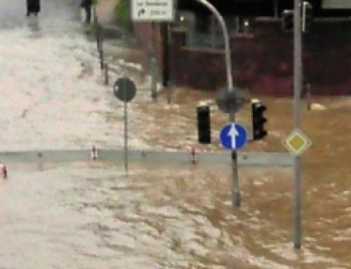 Überschwemmungsmonitoring